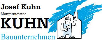 Bauunternehmen Kuhn Logo